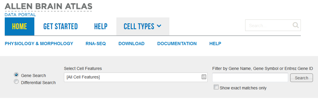 Viewer For Lgd Cells Allen Cell Types Database